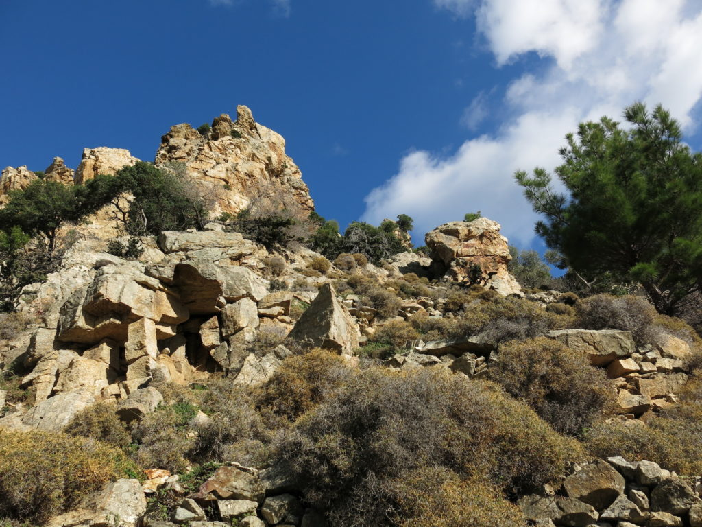 Chalaris Cliff