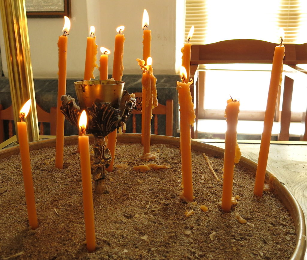 Epiphany Candles