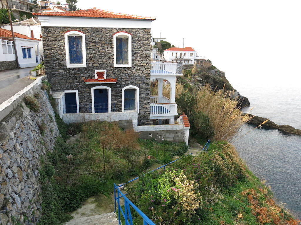 Evdilos Beach House