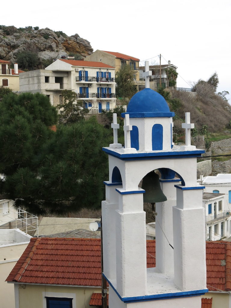 Evdilos Church