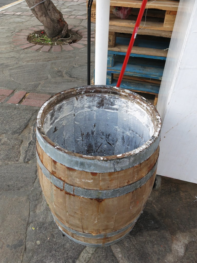 Feta Barrel